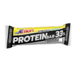 Proaction Protein Bar 33%...