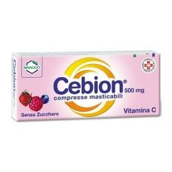 CEBION MAST S/Z VIT C 20CPR