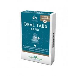 Gse oral tabs rapid...