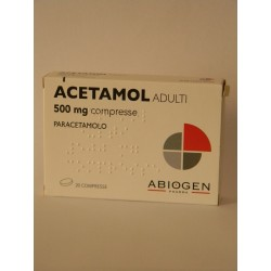 Abiogen Pharma Acetamol