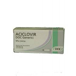 Aciclovir Doc Generici 5%...