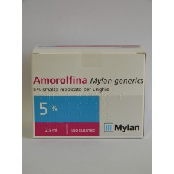 Amorolfina Mylan Generics...