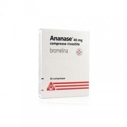 Meda Pharma Ananase 40 Mg...