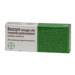 Bayer Becozym Compresse...