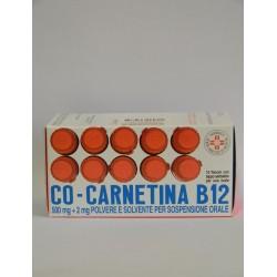 Alfasigma Cocarnitin B12...