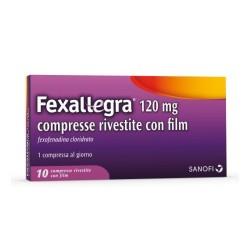 Sanofi Fexallegra 120 Mg...