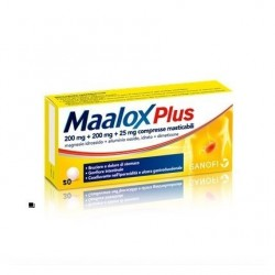 Sanofi Maalox Plus