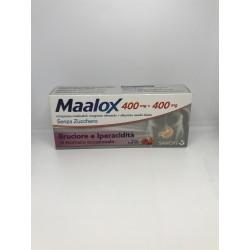 Sanofi Maalox 400 Mg + 400...