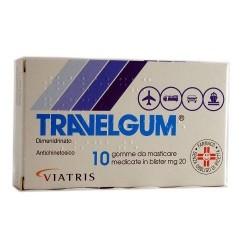 Meda Pharma Travelgum