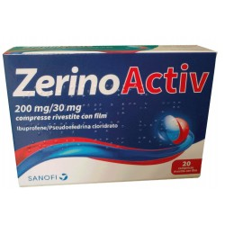 Sanofi Zerinoactiv 200...