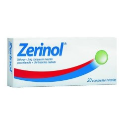 Sanofi Zerinol 300 Mg + 2...