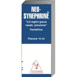 Teofarma Neo–synephrine 2,5...