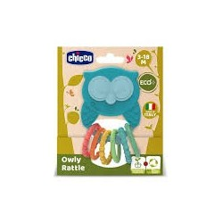 CHICCO GIOCO OWLY RATTLE