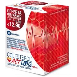 F&f Colesterol Act Plus 30...