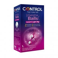 CONTROL GEISHA BALLS 1PZ