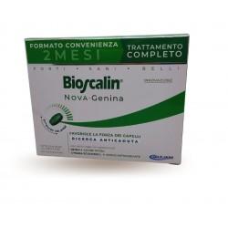 Giuliani Bioscalin Nova Genina Integratore Anticaduta per rafforzare i capelli 60 compresse