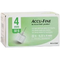 ACCU-FINE AGO G32 4MM 100PZ
