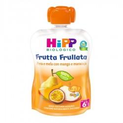 HIPP BIO FRUT FRU PER/ME/MA90G