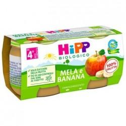 HIPP BIO OMOG MELA/BANANA2X80G