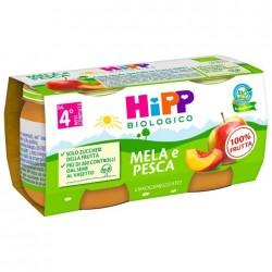 HIPP BIO OMOG MELA/PESCA 2X80G