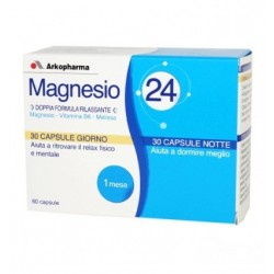 Arkofarm Magnesio 24 60...