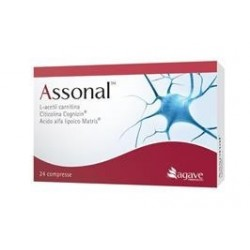Agave Assonal 24 Compresse