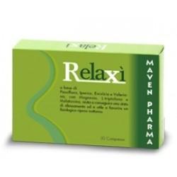 Maven Pharma Relaxi 30...